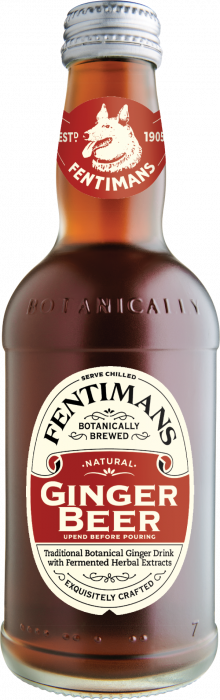 Bax Fentimans Ginger Beer, 12 X 275ML 0