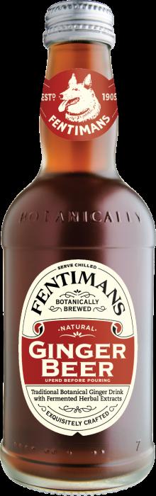 Bax Fentimans Ginger Beer, 12 X 275ML [0]