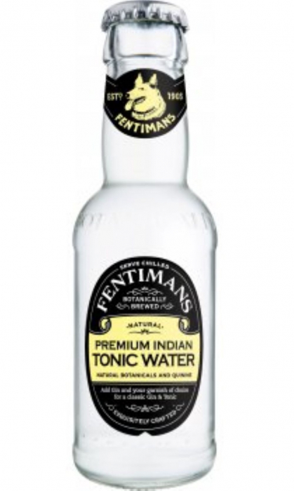 Bax Fentimans Premium Indian Tonic Water, 24 X 200ML 0