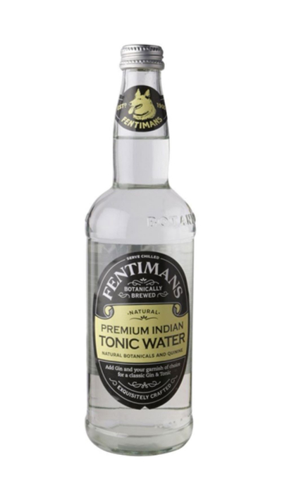 Bax Fentimans Premium Indian Tonic Water, 8 X 500ML 0