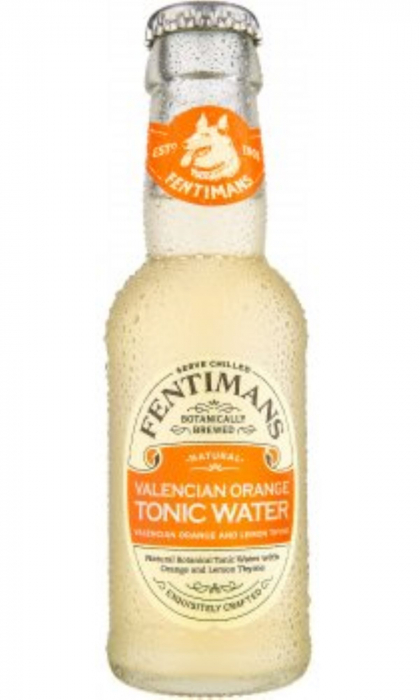 Bax Fentimans Valencian Orange Tonic Water, 24 X 200ML 0