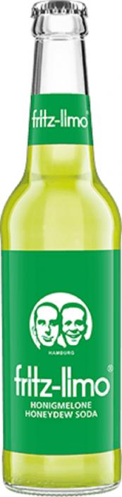 Bax fritz-limo-melon, 24 X 330ML 0