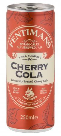Bax Fentimans Cherry Tree Cola, 24 X 250ML