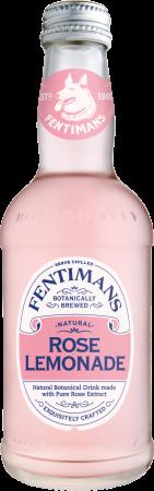 Bax Fentimans Rose Lemonade, 12 X 275ML