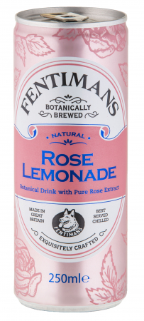 Bax Fentimans Rose Lemonade, 24 X 250ML