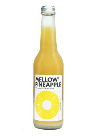 Bax Mellow - Pineapple Ginger, 24 X 330ML