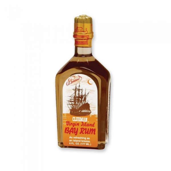 After Shave Clubman Bay Rum 177 Ml 0