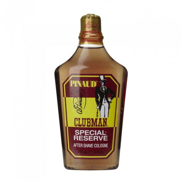 After Shave Cologne Clubman Special Reserve 177 Ml 0