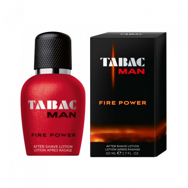 After Shave Tabac Man Fire Power 50 Ml 0