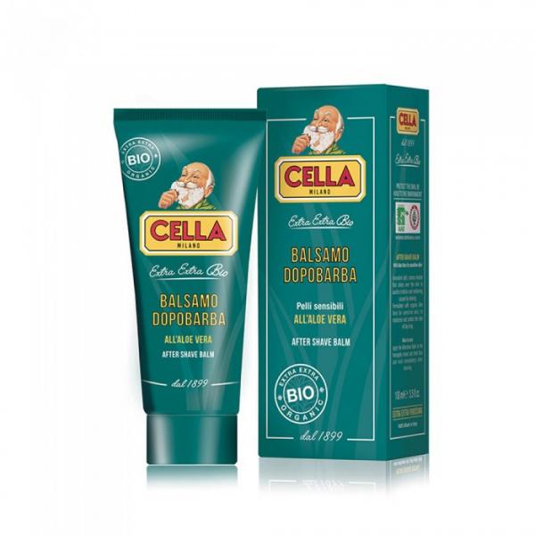 After Shave Balsam Cella Bio Aloe Vera 100 Ml 0