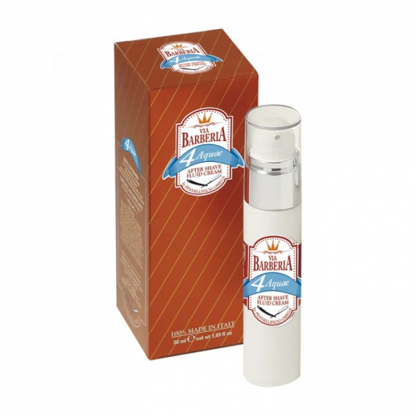 After Shave Crema Omega via Barberia Aquae 50 Ml 0