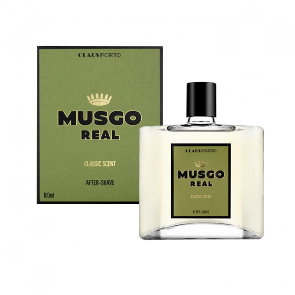 After Shave Musgo Real Classic 100 Ml 0