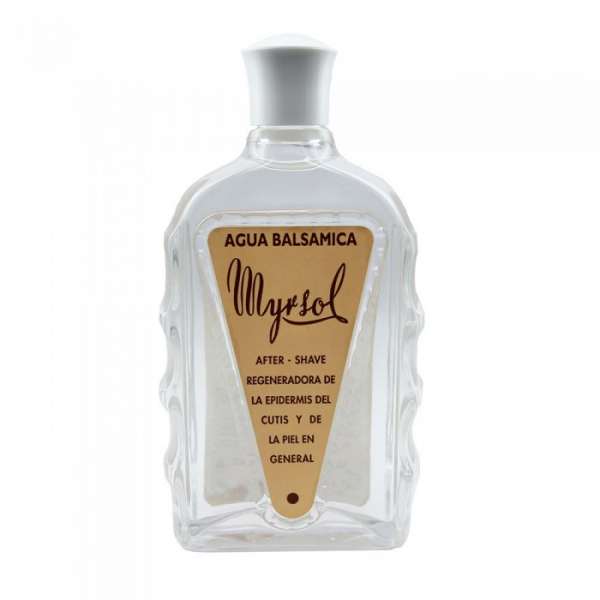 After Shave Myrsol Balsamic Water 180 Ml 0