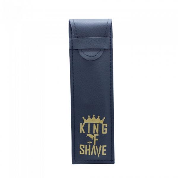 Brici Cu Lama Interschimbabila King of Shave Black Spider 1