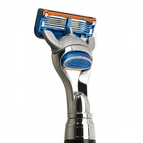 Aparat De Ras Compatibil Gillette Fusion Cu Maner Rasina R76 F 1