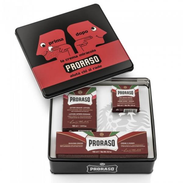 Set De Barbierit Proraso Vintage Selection Primadopo 1