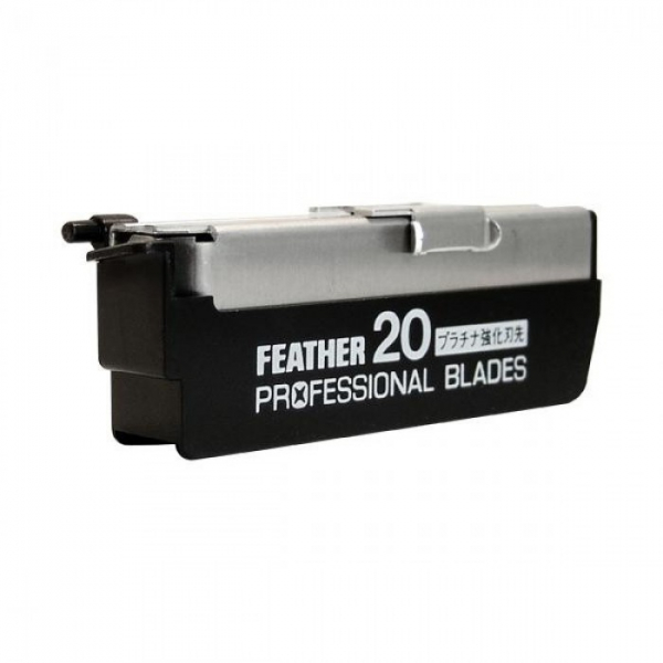 Rezerve Lame De Ras Pentru Brici Feather Artist Club, Pb-20 0