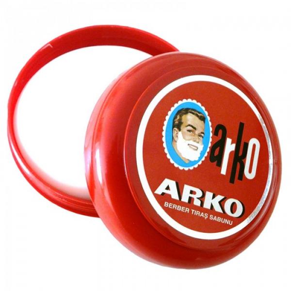 Sapun De Barbierit Arko Cu Bol 90 Gr 0