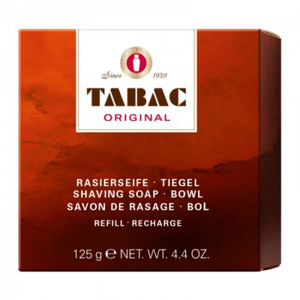 Rezerva Sapun De Barbierit Pentru Bol Tabac Original 125 Gr 0