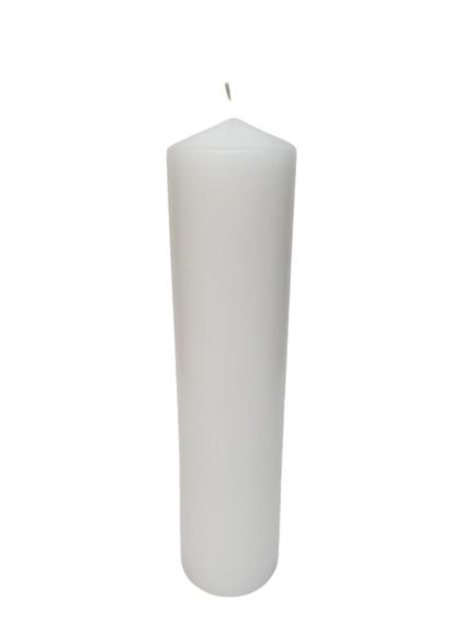 Lumanare scurta D7xH30 cm [0]