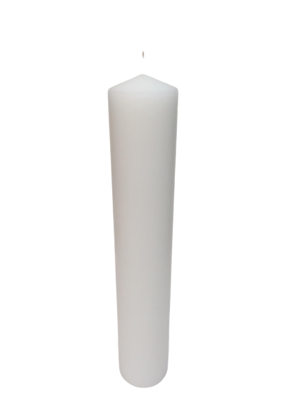 Lumanare scurta D7xH60 cm [0]