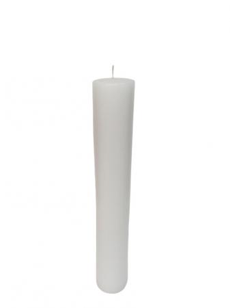 Lumanare scurta D5.6xH35 cm [0]