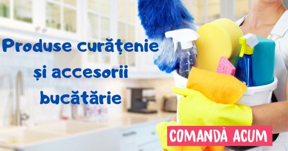 Curățenie și accesorii bucătărie