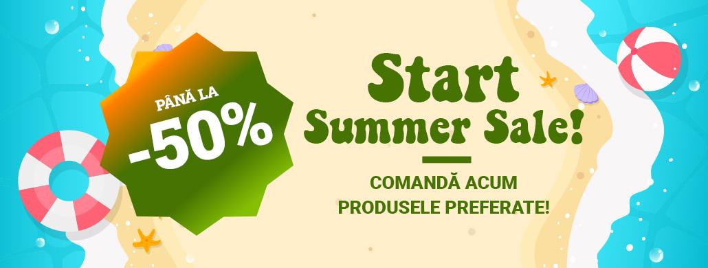 Banner Carousel Summer Sale