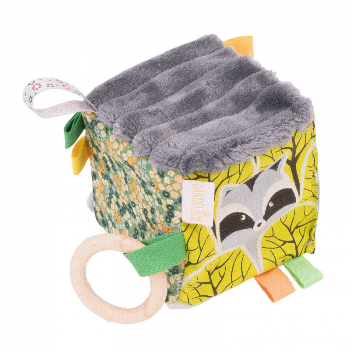 Cub textil BABY – Animale in padure