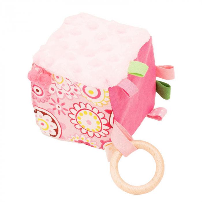 Cub textil BABY – Pajiste inflorita