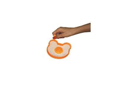 Forma silicon oua ochiuri - ursulet | www.micostore.ro.