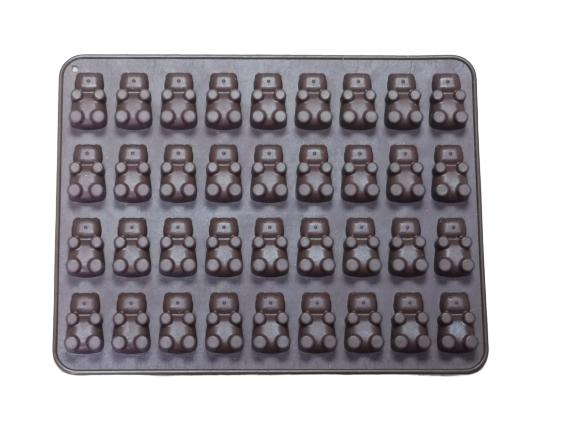 Forme din silicon pentru gatit jeleuri, ciocolata, sapun natural. 4