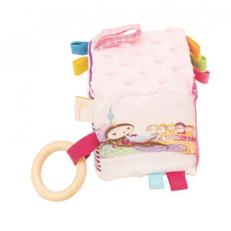Cub textil BABY – Povesti cu printese