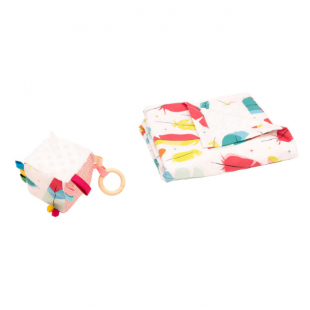 Cub textil BABY – Fulgi si Pene