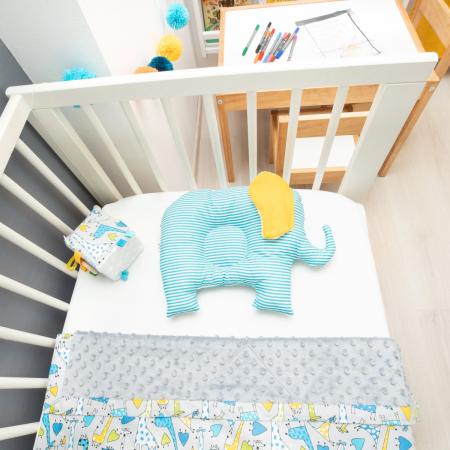 SLEEP WELL Paturica Girafele colorate