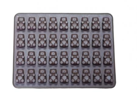 Forme silicon pentru jeleuri - ursuleti.4