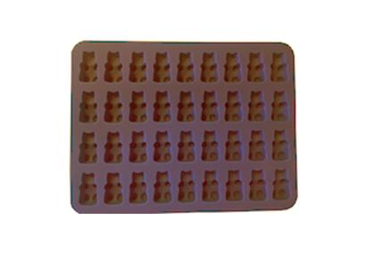 Forme silicon pentru jeleuri - ursuleti.3