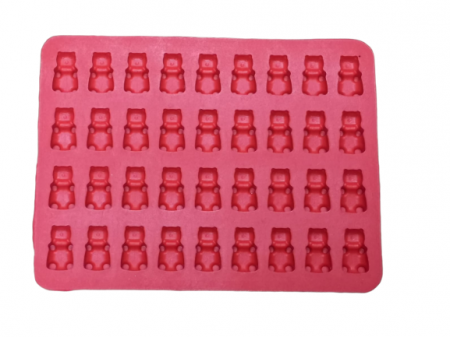 Forme silicon pentru jeleuri - ursuleti.1
