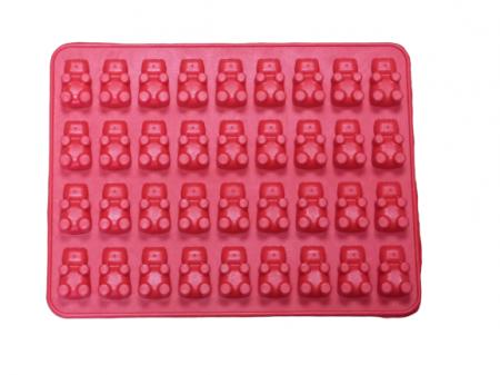 Forme silicon pentru jeleuri - ursuleti.2