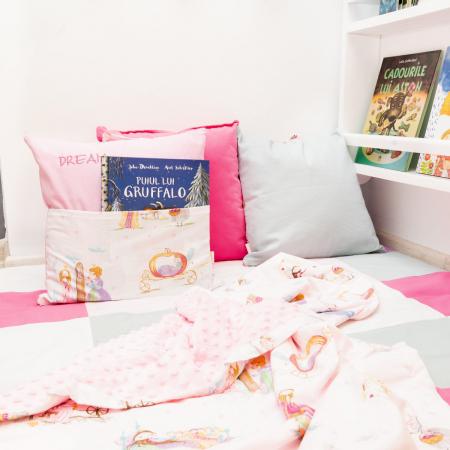 SLEEP WELL Paturica Povesti cu printese