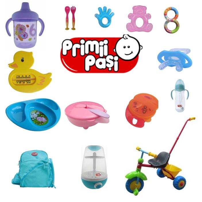 Articole pentru bebeluși - Primii Pași