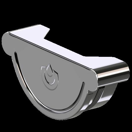 Capac jgheab 125 (sistem mic) 0