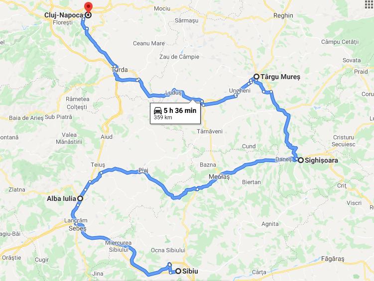 7-Sibiu-Cluj-Napoca