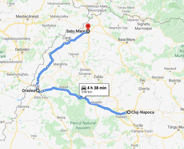 8-Cluj-Napoca-Satu-Mare