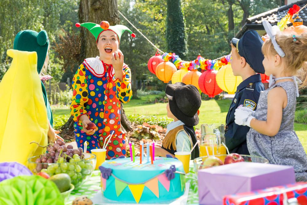 Idei pentru organizarea unei petreceri de copii
