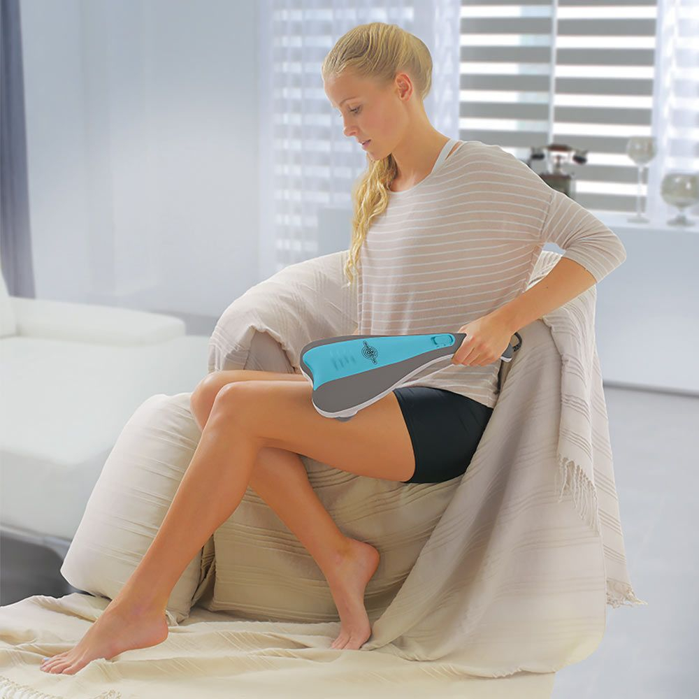 Aparat masaj corporal Wellness acasa, priza UK