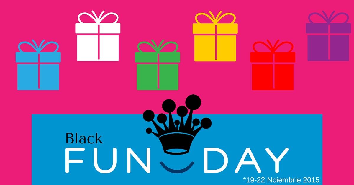 Black Friday fun shopping alert pe Mindblower.ro