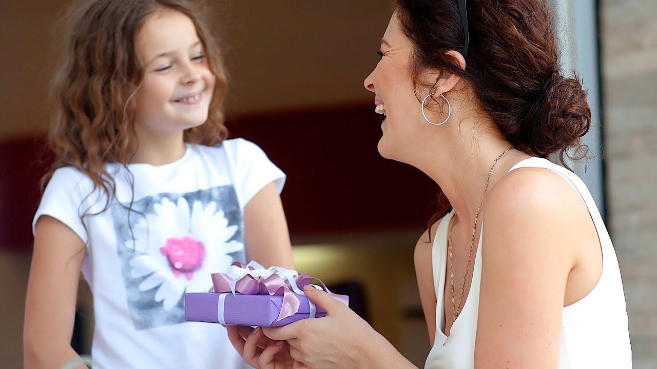 Cum sa primesti un cadou cu bucurie si recunostinta?