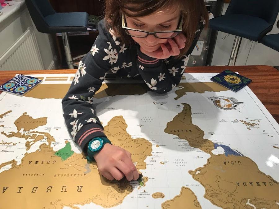 harta razuibila copii