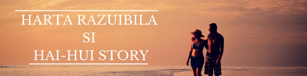 "Cum a apărut blogul ""Hai-hui Story"""